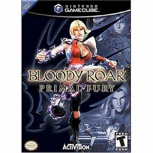 Bloody Roar Primal Fury
