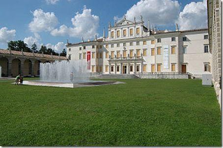 Villa Manin, a neoclassical villa, one of the famous Ville Venete.