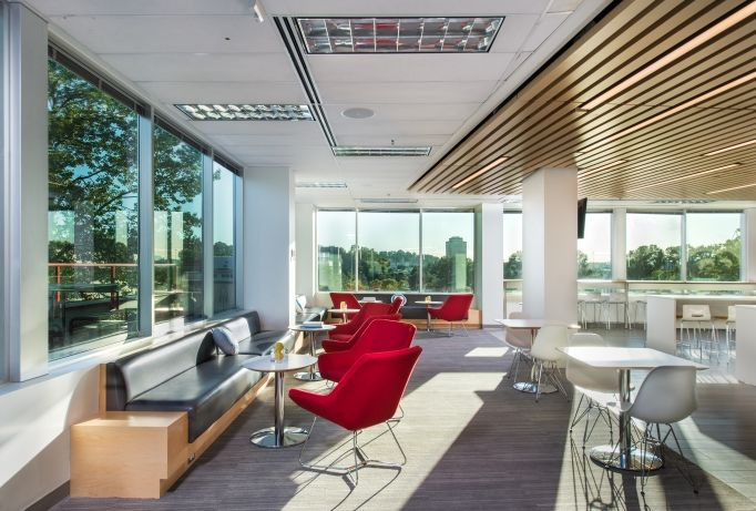 47 best ssdg workplace lunch rooms images on pinterest for Office design vancouver