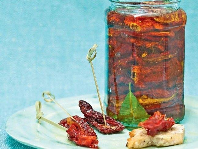 Ricetta pomodori secchi sott'olio | Conserve di casa