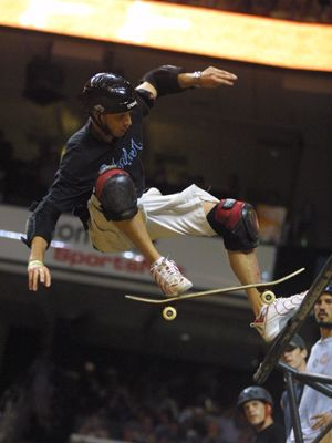Tony Hawk Pro Skater Photo Gallery: Bronzed Hawk