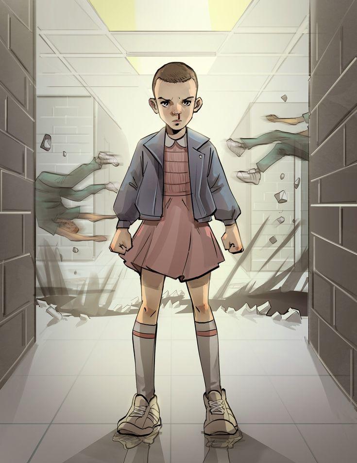 Eleven ❤ melhor pessoa
