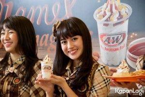 Suka makanan manis, anggota JKT48 tidak takut gemuk