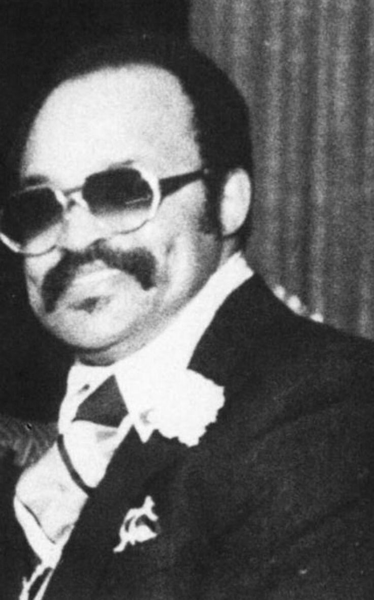 "Leroy ""Nicky"" Barnes drug kingpin of Harlem."