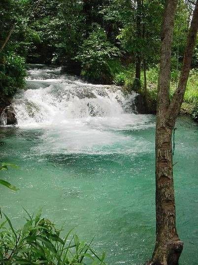 Cachoeira do Formiga, Jalapão, Tocantins
