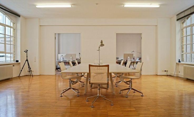 Eigener, sehr schöner Bürobereich in ruhigem Innenhof auf der Friesenstraße #Büro, #Bürogemeinschaft, #Köln, #Office, #Coworking, #Cologne
