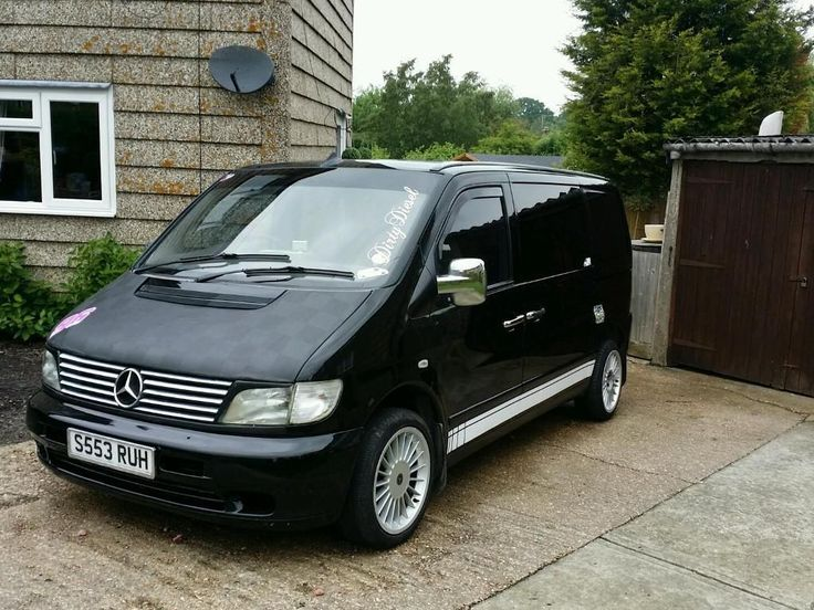 mercedes vito 108d day van camper swap wolverhampton west midlands gumtree vans. Black Bedroom Furniture Sets. Home Design Ideas