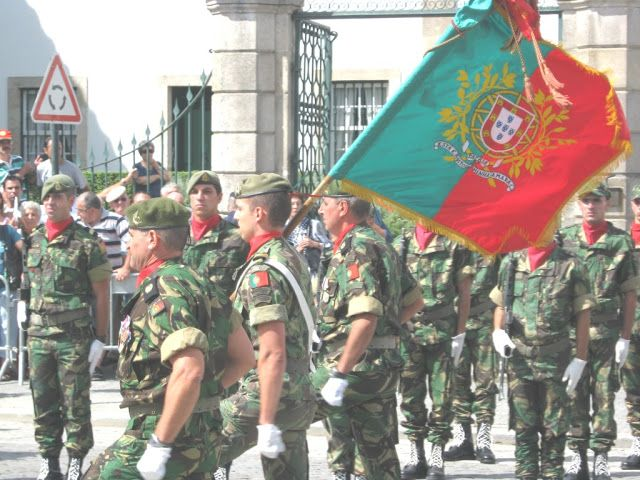 """Modern Portuguese army spec ops """"Rangers"""""""