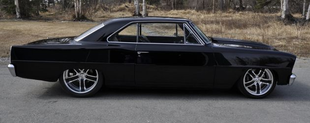 1966 Nova Sick 6 | AmcarGuide.com - American muscle car guide