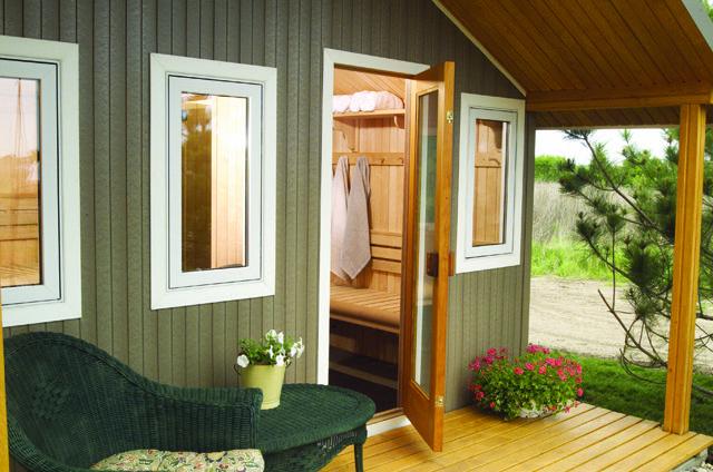 Creative-waterworks | Finnleo Saunas | Outdoor