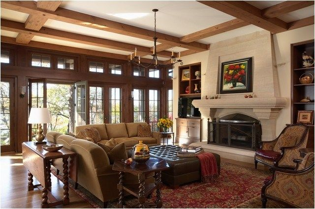 45 Awesome Tudor Style Interior Decorating Ideas Craft And Home Ideas Tudor Style Homes French Country Living Room Living Room Furniture Layout