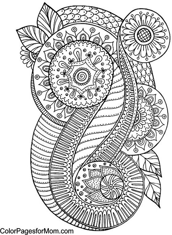 2109 best coloring pages images on pinterest drawings, mandalas Zendoodle Coloring Pages Printable Zentangle Patterns Surrealistic Coloring Pages