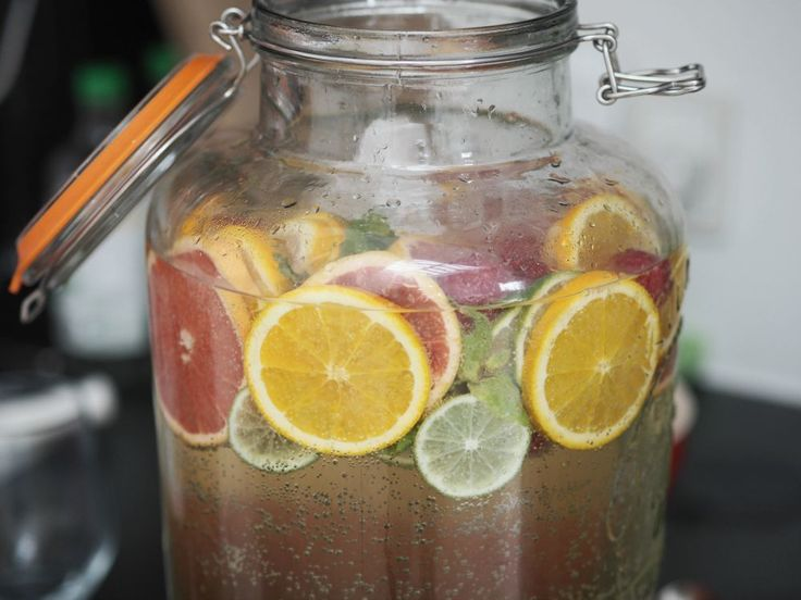 Skal du bruge en lækker velkomstdrink til dit næste arrangement? Så skal du se denne opskrift. Dette er nemlig velkomstdrinken, du bare må servere.
