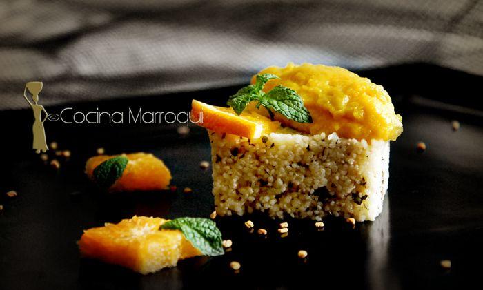Nueva Cocina Marroqui: Cous cous limón