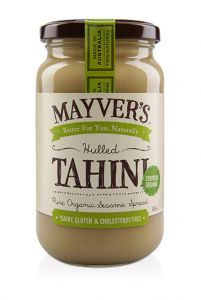 A wholefoods product update: Mayver's Tahini.