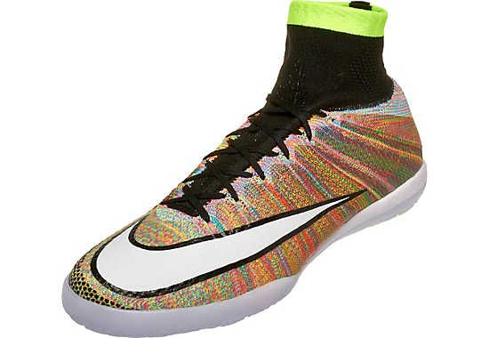Nike MercurialX Proximo Street Indoor Shoes - Multicolor. HOT at www.soccerpro.com right now!