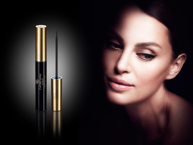 Жидкая подводка для глаз giordani gold - черный Liquid eye liner - black купить в интернет магазине http://orifsale.ru/liquid-eye-liner-black-oriflame/