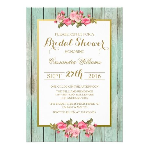 The 25 Best Mint Bridal Showers Ideas On Pinterest