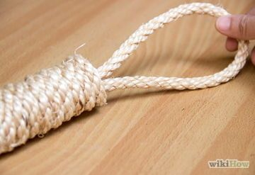 How to tie a Noose. *using this for the Scarecrow's costume from Batman.