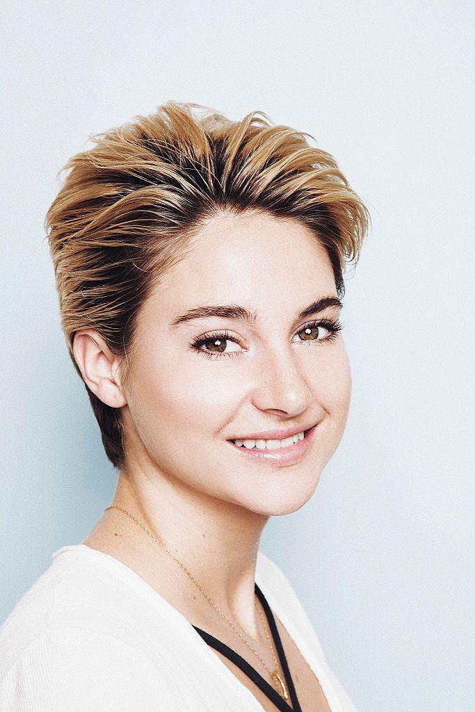 Шейлин Вудли — Фотосессия для «Paris Match» 2014 – 3