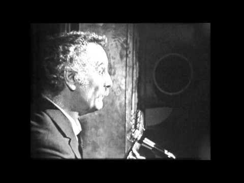 ▶ Georges Brassens - La mauvaise réputation (Officiel) [Live Version] - YouTube Le jour du 14 juillet...