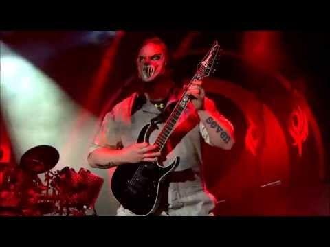Slipknot - Download 2013 Live Psychosocial e Surfacing