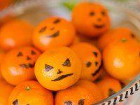 Mandarine Halloween
