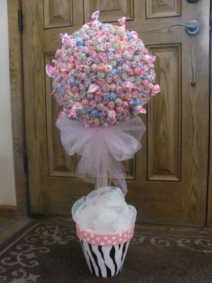 Sweet 16 Lollypop Tree