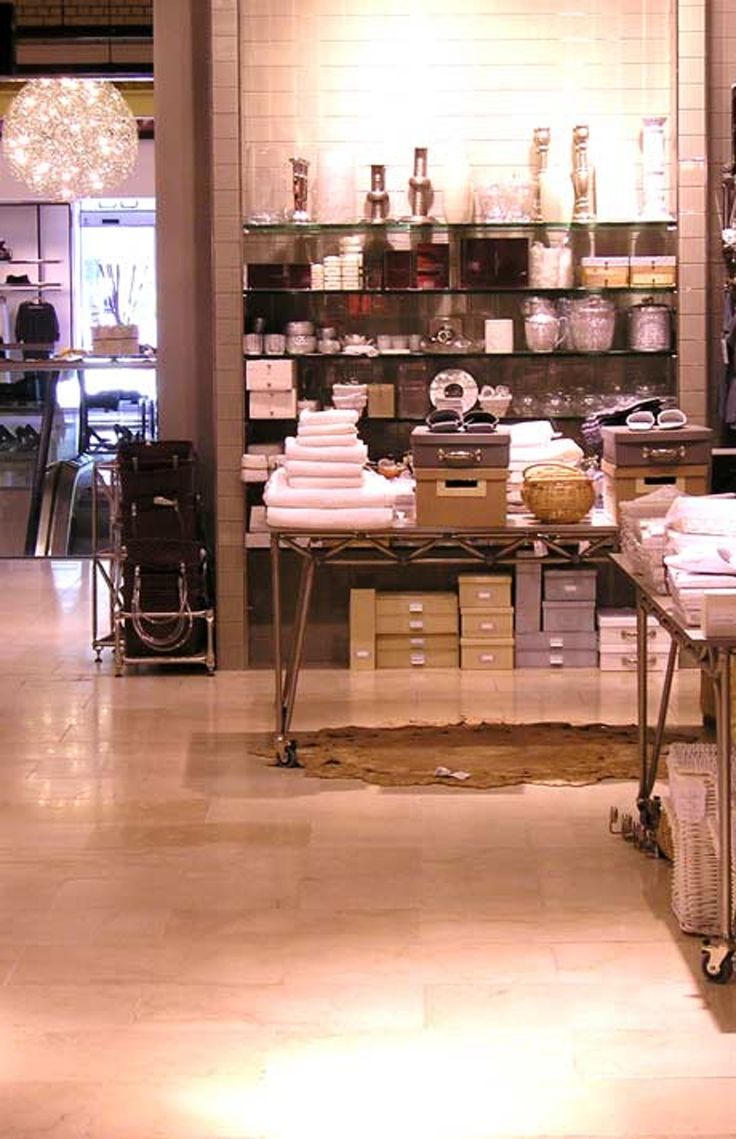 AT Europe: London - Zara Home Store