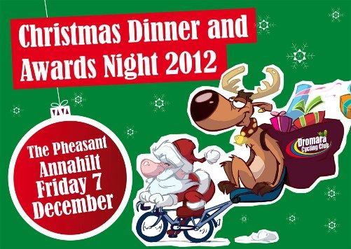 Annahilt, Christmas Dinner and Awards Night 2012