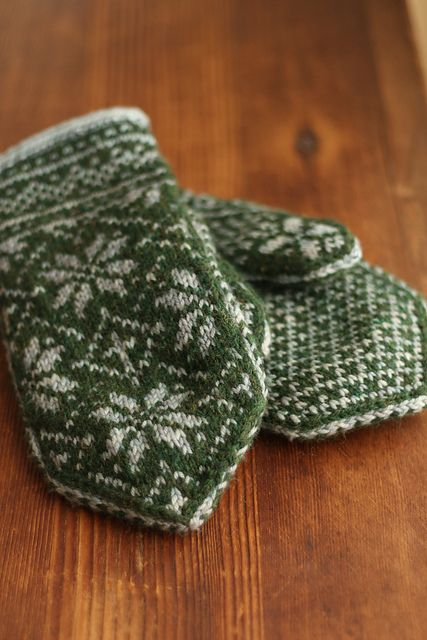Ravelry: Project Gallery for Northman Mittens pattern by David Schulz
