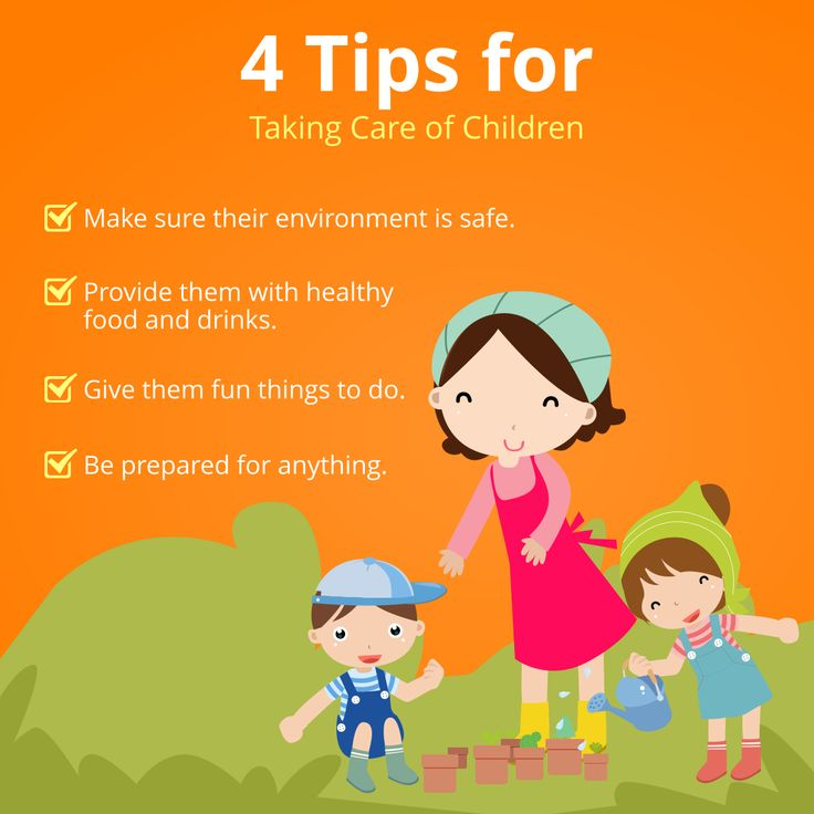4 Tips for Taking Care of Children  https://youcare.in/care/find/nannies/26  #childcare #kids #parentingtips #healthtips #cooking #kids #summer #holidays #family