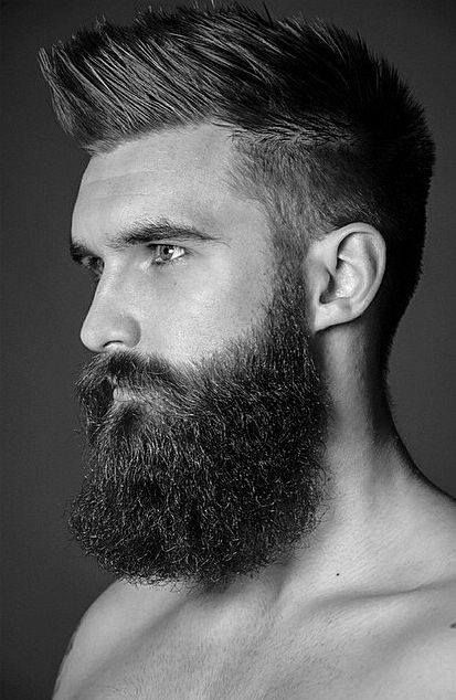 421 best Men\'s Hair and Beards images on Pinterest
