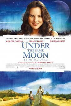 La misma luna (Under the Same Moon). Great movie with a very deep message. The little boy is hilarious! Ideal for practising Mexican Spanish.
