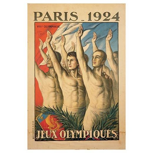 Olympic Posters - snapshots through time