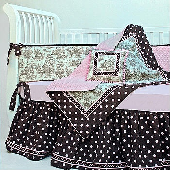 French Baby Nursery, French Nursery Decor, French Crib Bedding
