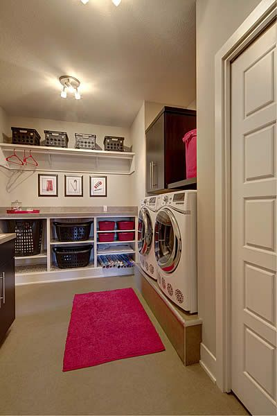 1000 images about laundry room on pinterest front load washer green cabinets and pedestal. Black Bedroom Furniture Sets. Home Design Ideas