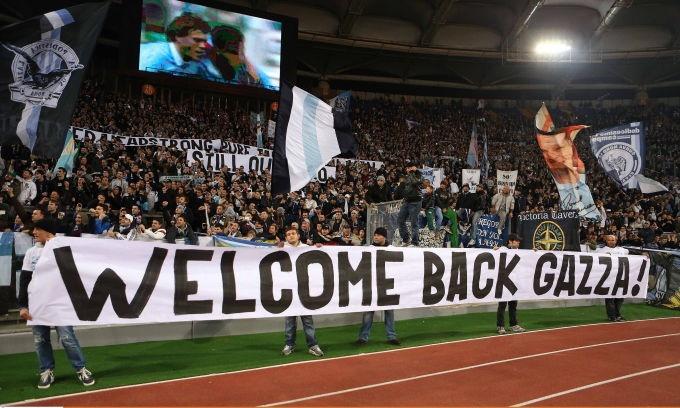 Welcome Back Gazza!
