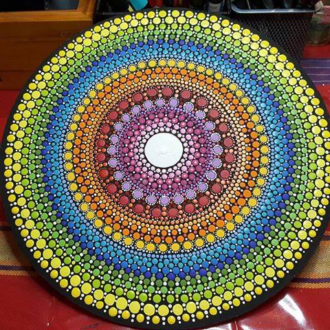 Chakra Joy Mandala