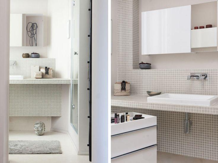 29 best salle de bain images on Pinterest | Bathroom ideas, Home ...