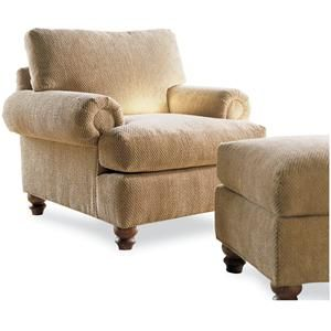 drexel heritage options upholstery program mcdermott chair and ottoman d63ch
