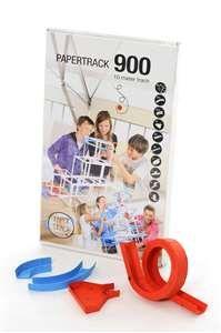 Bouw je eigen knikkerbaan uit papier! Durf jij deze creatieve uitdaging aan?De…