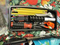 "ShoeBoxes of Love: Tool Box Packing Party - Pack a tool box or a fishing box to make a ""career"" box for older boys. (AMAZING blog dedicated to OCC - tons of ideas, need to check this one regularly)"