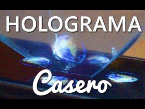 ¡HOLOGRAMA CASERO! | XtianKnowles