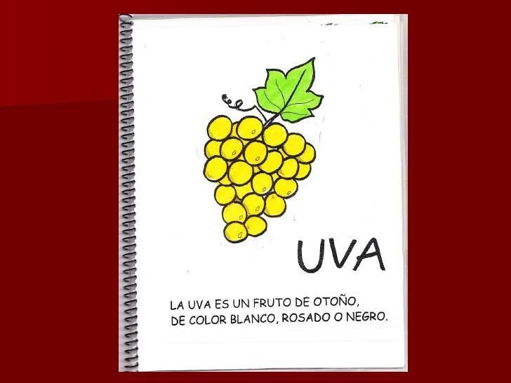 Ficha: la uva