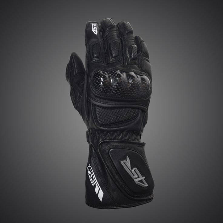4SR Sport Cup II motorbike leather gloves