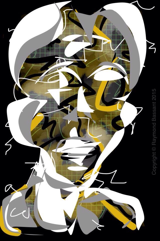 Digital Art - Wired