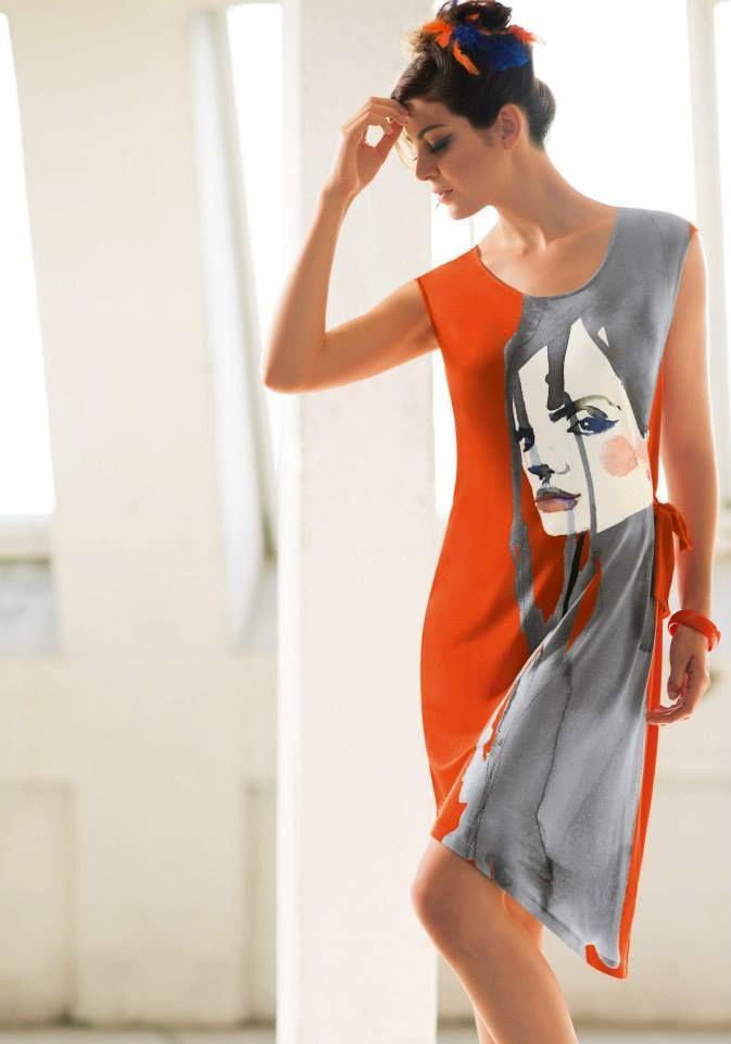 CYBÈLE Paolo Galetto 2015 | Volnočasové prádlo | Šaty | Loungewear | Dress | www.naturana-plavky-pradlo.cz