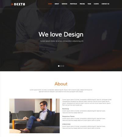 Themes for Bootstrap4