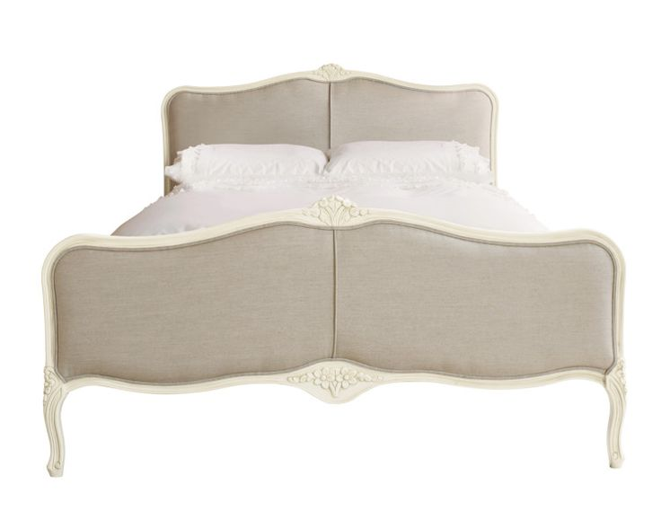 Made To Order Furniture Provencale Bed Frame Ivory